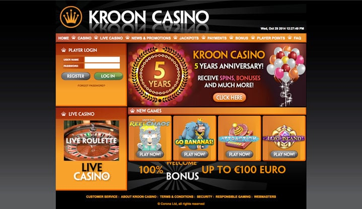 kroon-casino-interface-screenshot